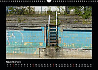 Verlassene Orte - Freibad, Waldbad und mehr (Wandkalender 2019 DIN A3 quer) - Produktdetailbild 11