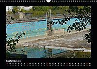 Verlassene Orte - Freibad, Waldbad und mehr (Wandkalender 2019 DIN A3 quer) - Produktdetailbild 9