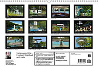 Verlassene Orte - Freibad, Waldbad und mehr (Wandkalender 2019 DIN A3 quer) - Produktdetailbild 13