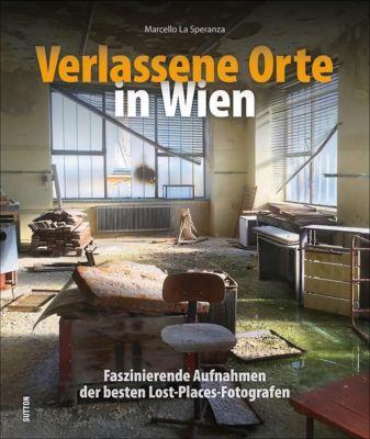 Verlassene Orte in Wien, Marcello La Speranza