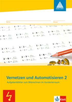 Vernetzen und Automatisieren: Schülerarbeitsheft 2. Schuljahr