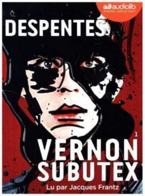 Vernon Subutex, MP3-CD, Virginie Despentes