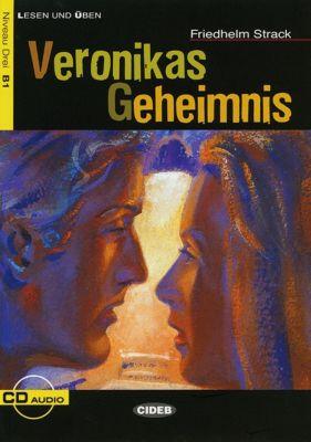 Veronikas Geheimnis, m. Audio-CD, Friedhelm Strack
