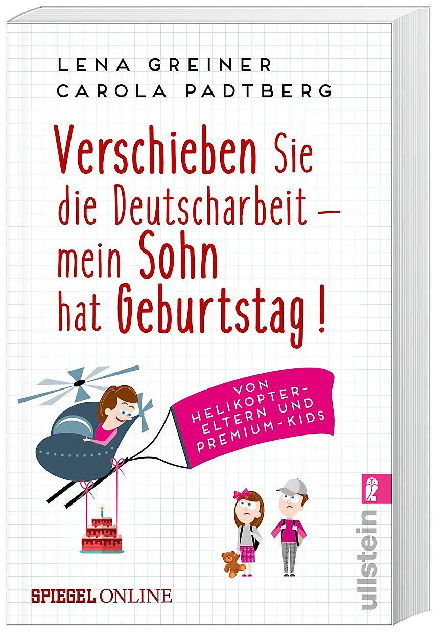 Verschieben Sie Die Deutscharbeit Mein Sohn Hat Geburtstag