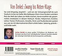 Verschieben Sie die Deutscharbeit, mein Sohn hat Geburtstag!, 4 Audio-CDs - Produktdetailbild 1