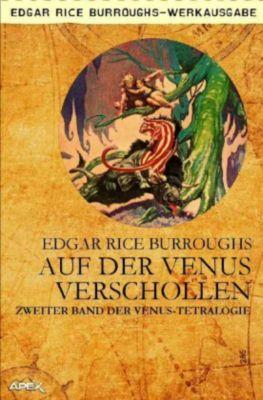 VERSCHOLLEN AUF DER VENUS - Edgar Rice Burroughs  