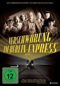 Verschwörung im Berlin-Express, Gustaf Hammarsten, Gösta Ekman