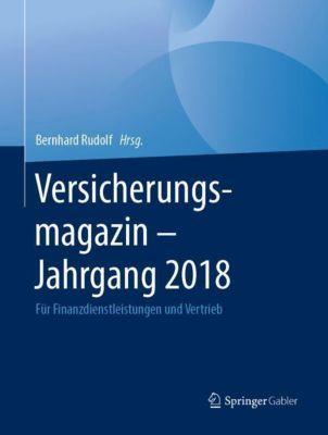 Versicherungsmagazin - Jahrgang 2018