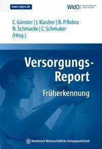 Versorgungs-Report Früherkennung