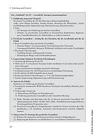Versorgungsmodelle in Psychiatrie und Psychotherapie - Produktdetailbild 4