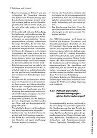 Versorgungsmodelle in Psychiatrie und Psychotherapie - Produktdetailbild 8