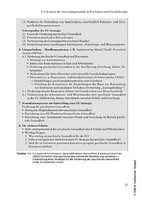 Versorgungsmodelle in Psychiatrie und Psychotherapie - Produktdetailbild 5