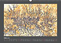 Versteinerte Miniaturwelten. Solnhofener Plattenkalk (Wandkalender 2019 DIN A3 quer) - Produktdetailbild 3