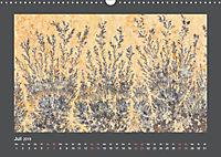 Versteinerte Miniaturwelten. Solnhofener Plattenkalk (Wandkalender 2019 DIN A3 quer) - Produktdetailbild 7