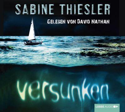 Versunken, 2 MP3-CDs, Sabine Thiesler