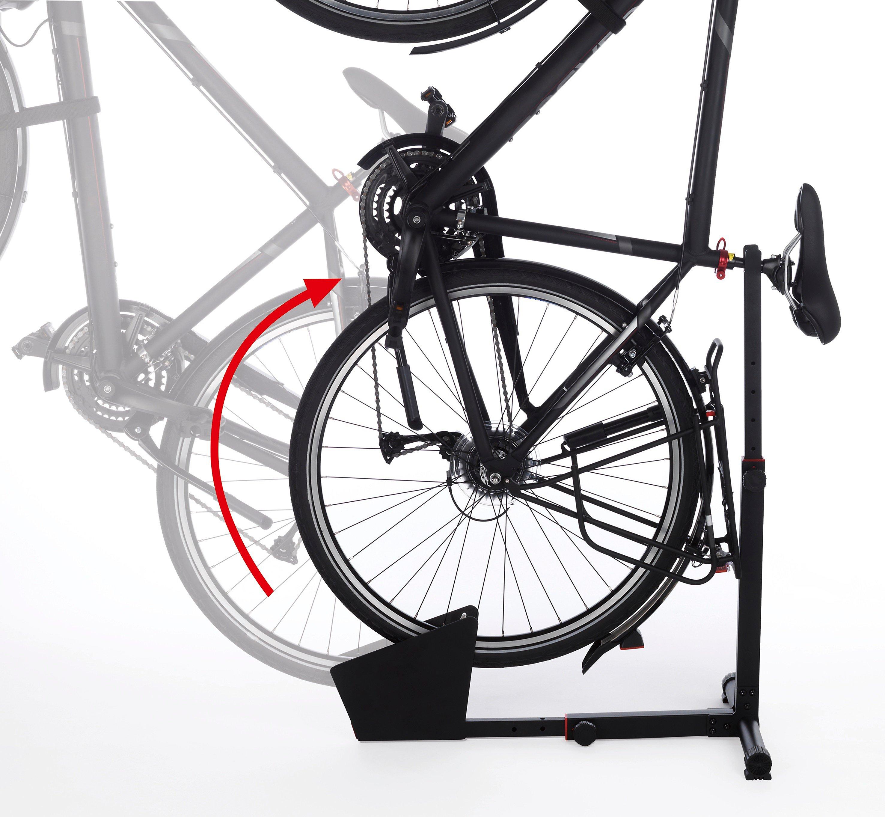 vertikaler fahrradständer jetzt bei weltbild.de bestellen