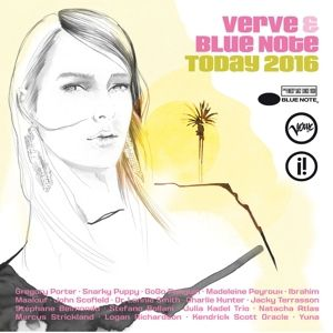 Verve And Blue Note Today 2016, Various