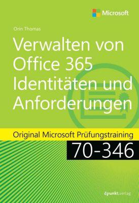 Verwalten von Office 365-Identitäten und -Anforderungen, Orin Thomas