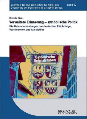 Verwaltete Erinnerung - symbolische Politik, Cornelia Eisler