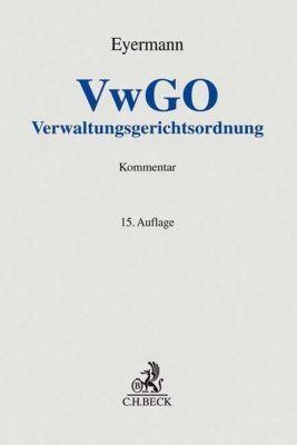 Verwaltungsgerichtsordnung, Erich Eyermann, Ludwig Fröhler