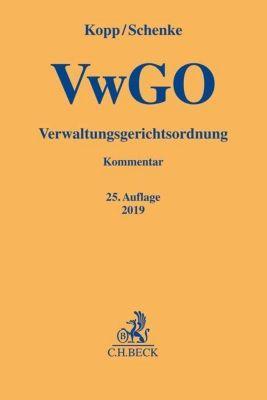 Verwaltungsgerichtsordnung VwGO, Kommentar