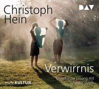 Verwirrnis, 6 Audio-CDs, Christoph Hein