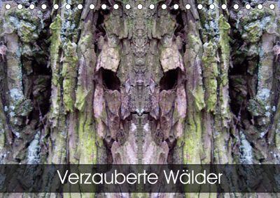 Verzauberte WälderAT-Version (Tischkalender 2019 DIN A5 quer), Elken Schlüfter