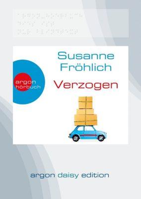 Verzogen, 1 MP3-CD (DAISY Edition), Susanne Fröhlich