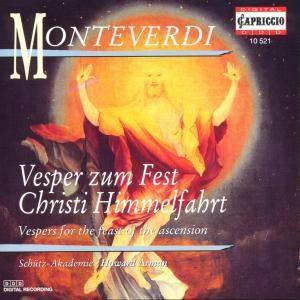 Vesper/Zum Fest Christi Himmel, Schütz-akademie, Howard Arman