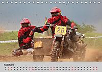 Veteranen Cup Sidecar Cross (Tischkalender 2019 DIN A5 quer) - Produktdetailbild 3