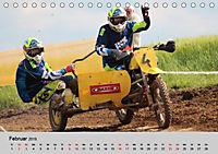 Veteranen Cup Sidecar Cross (Tischkalender 2019 DIN A5 quer) - Produktdetailbild 2