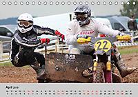 Veteranen Cup Sidecar Cross (Tischkalender 2019 DIN A5 quer) - Produktdetailbild 4