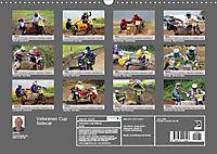 Veteranen Cup Sidecar Cross (Wandkalender 2019 DIN A3 quer) - Produktdetailbild 13