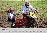 Veteranen Cup Sidecar Cross (Wandkalender 2019 DIN A3 quer) - Produktdetailbild 1