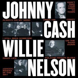 VH-1 Storytellers, Johnny Cash, Willie Nelson