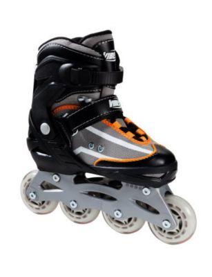 Footgear Zubehör für Figuren City Inline Skates Lego 2 Rollschuhe orange Neu