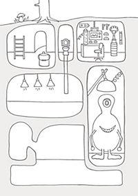 Vicky Bo's tolles Mitmachbuch und Malbuch für Jungen - Produktdetailbild 7