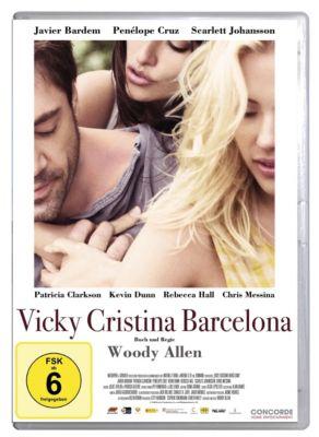 Vicky Cristina Barcelona, Javier Bardem, Scarlett Johansson