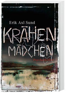 Victoria Bergman Trilogie Band 1: Krähenmädchen, Erik A. Sund