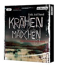Victoria Bergman Trilogie Band 1: Krähenmädchen (2 MP3-CDs) - Produktdetailbild 1