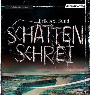 Victoria Bergman Trilogie Band 3: Schattenschrei, Erik Axl Sund