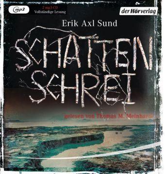 Victoria Bergman Trilogie Band 3: Schattenschrei (2 MP3-CDs), Erik A. Sund