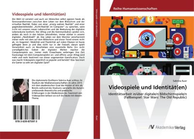 Videospiele und Identität(en) - Sabrina Auer pdf epub