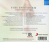 Vidi Speciosam-A Lady Mass From The 16th Century - Produktdetailbild 1