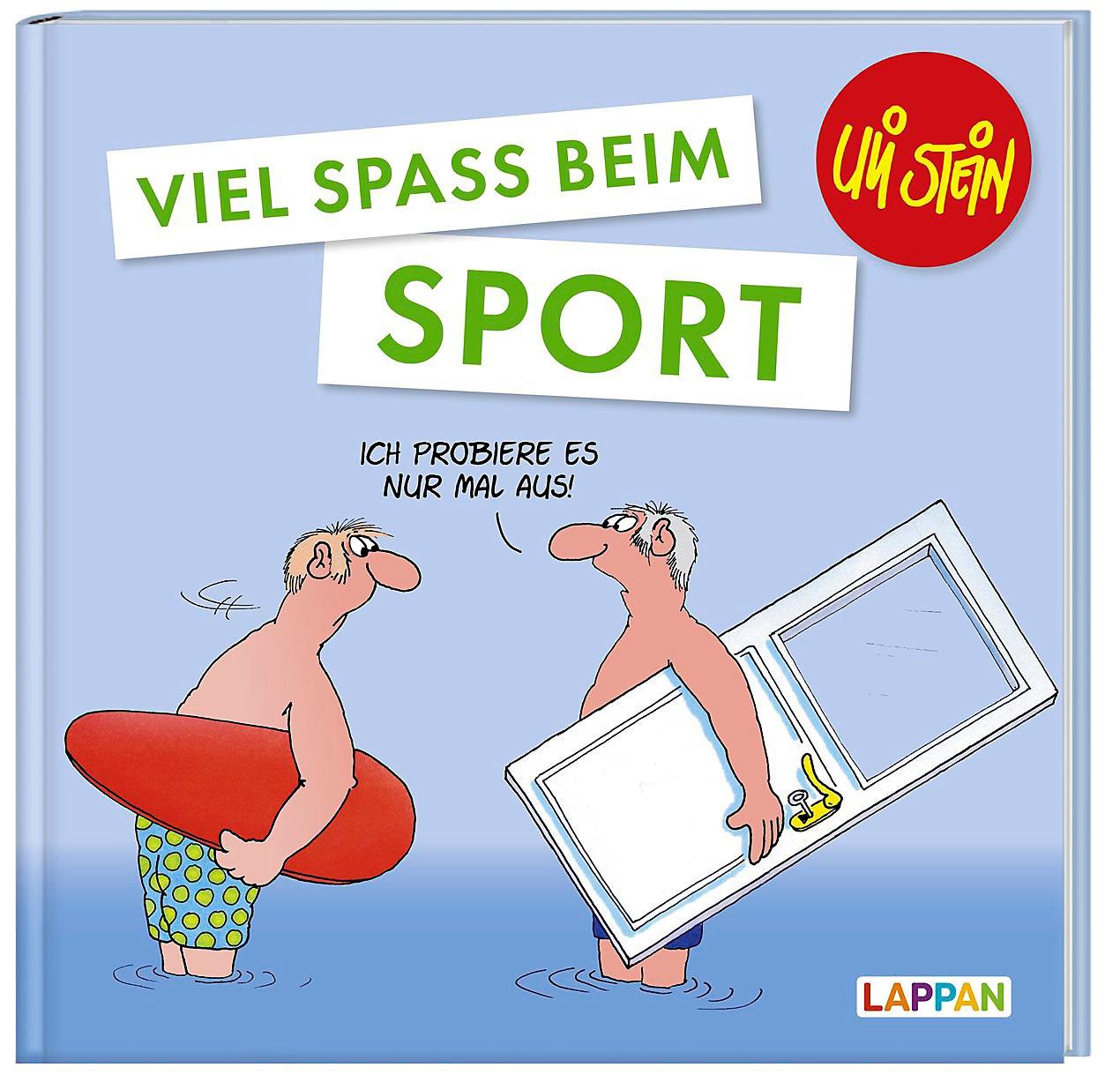 Viel Spaß Beim Sport Buch Von Uli Stein Bei Weltbildde Bestellen