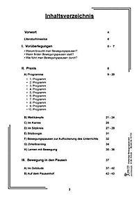 Vielseitige Bewegungspausen in der Schule - Produktdetailbild 6
