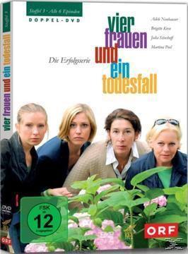 Vier Frauen und ein Todesfall - Staffel 3, Uli Brée, Rupert Henning, Wolf Haas, Annemarie Mitterhofer