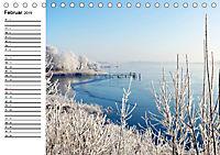 Vier Jahreszeiten im Land Brandenburg (Tischkalender 2019 DIN A5 quer) - Produktdetailbild 2