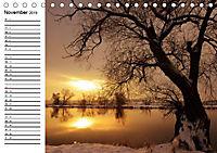 Vier Jahreszeiten im Land Brandenburg (Tischkalender 2019 DIN A5 quer) - Produktdetailbild 11