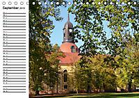 Vier Jahreszeiten im Land Brandenburg (Tischkalender 2019 DIN A5 quer) - Produktdetailbild 9